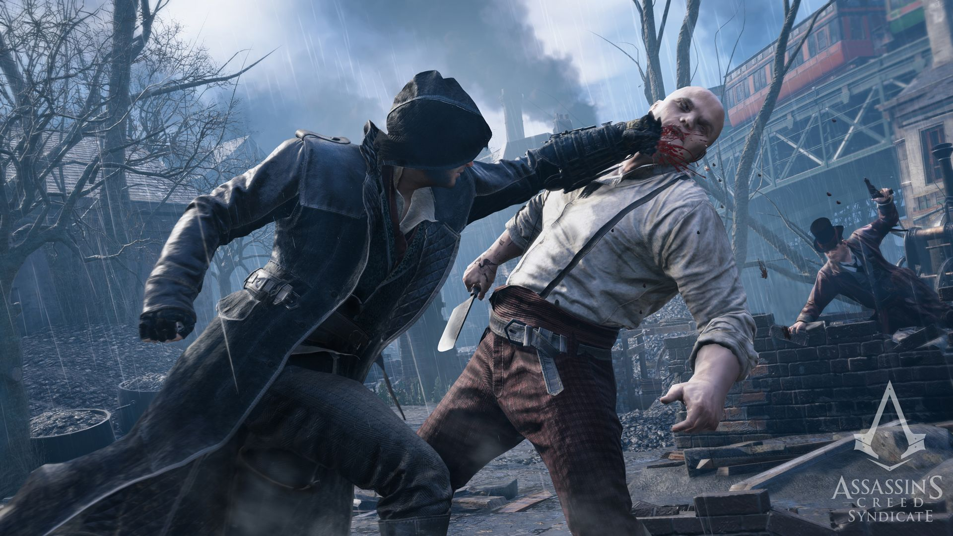 Screen z Assasin's Creed: Syndicate